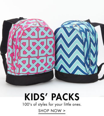 Shop Kids Packs