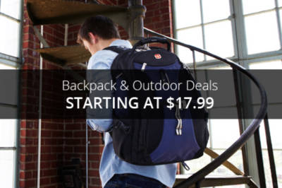 Backpack & Outdoor Deals