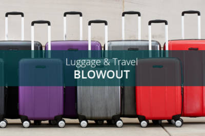 Luggage & Travel Deals