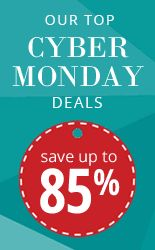 Our Top Cyber Monday Deals - Save up to 85 percent