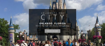 Celebrate the Cities - Orlando, Florida - Discover the must-haves for your family getaway