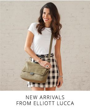 New Arrivals from Elliott Lucca
