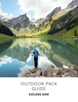 Outdoor Pack Guide - Find the perfect pack for you