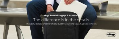 eBags Branded Luggage & Accessories - The Difference is in the Details