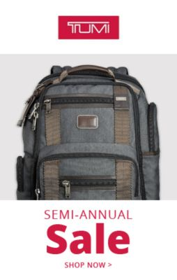 Tumi Semi-Annual Sale!