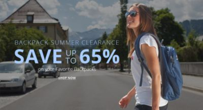 Backpack Summer Clearance | Save Up To 65% | Shop Now