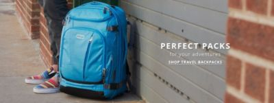 Perfect Packs for your adventures. | Shop Travel Backpacks