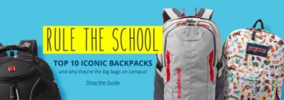 Rule the School | Top 10 Iconic School Packs | Shop the Guide