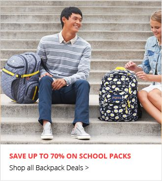 Shop all Backpack Deals