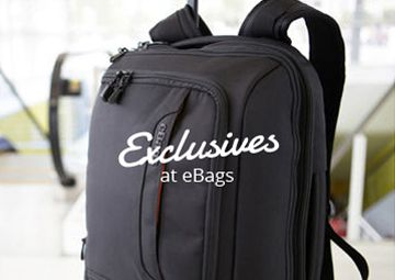 Exclusives at eBags