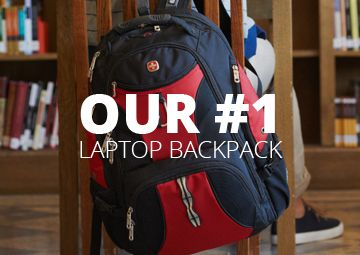 SwissGear | Our #1 Laptop Backpack