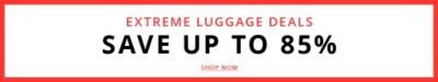 Extreme Luggage Deals