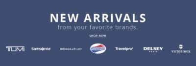 New Arrivals from your Favorite Brands