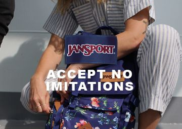 Jansport | Accept No Imitations