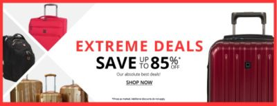 Extreme Deals | Save Up to 85% Off