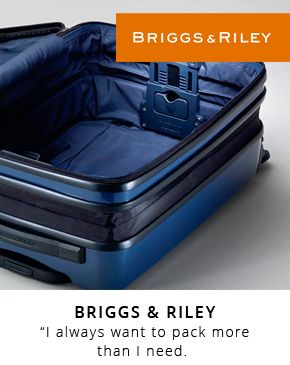 Briggs & Riley I always want to pack more than i need