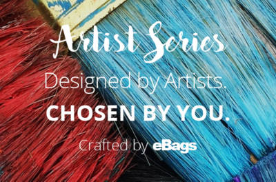 eBags Artist Series
