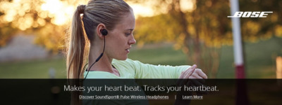 Shop Bose SoundSport Pulse Wireless
