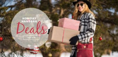 Holiday Handbag Deals