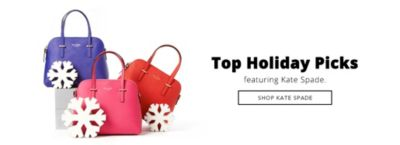 Top Holiday Picks featuring Kate Spade