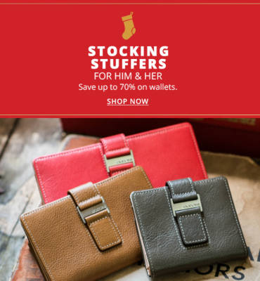 Stocking Stuffers - Shop Now