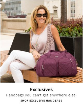 Travelon Exclusives