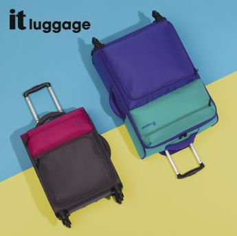 Brands We Love IT Luggage