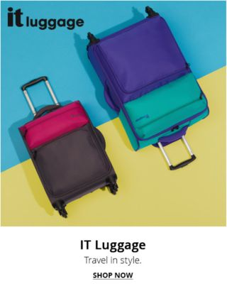 IT Luggage Travel in Style