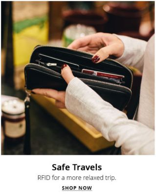 RFID: 10 Products for a Safter Trip