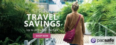 Spring Travel Savings