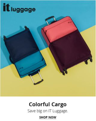 IT Luggage | Colorful Cargo