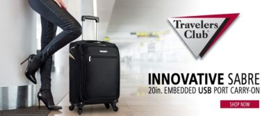 Travelers Club Luggage