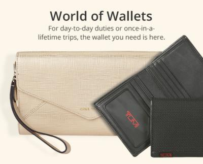 World of Wallets