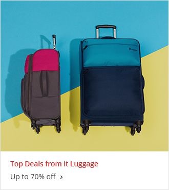 Top Deals from it Luggage