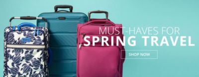 Must-Haves for Spring Travel