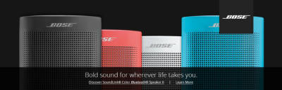Shop Bose SoundLink Color II