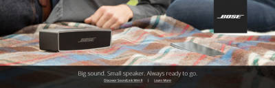 Shop Bose SoundLink Mini II