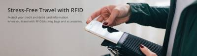 Stress-Free Travel with RFID