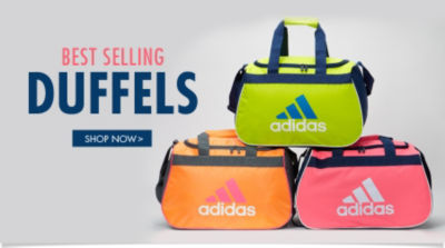 Adidas Best Selling Duffels