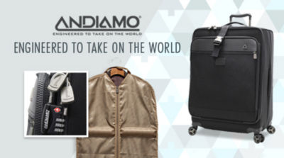 Introducing Luggage from Andiamo - Shop Now