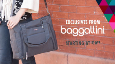 Shop Exclusive Handbags & Purses from baggallini Starting at $19.99