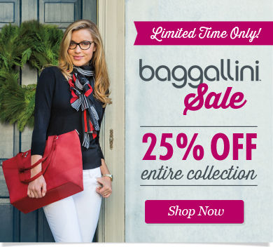Baggallini Sale - 25% Off Entire Collection