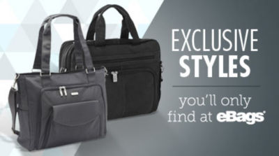 Exclusive Styles you'll only find at eBags