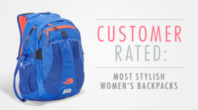 Shop Customer Rated: Most Stylish Women's Backpacks