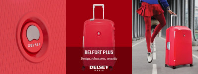 Shop Delsey Belfort Plus