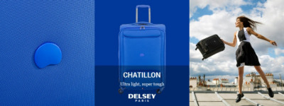 Shop Delsey Chatillon