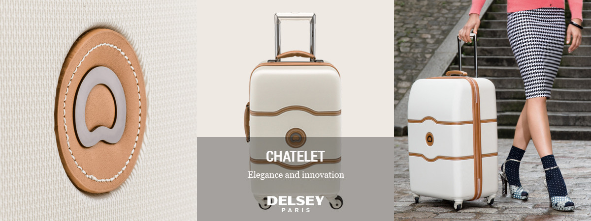 Shop Delsey Chatelet