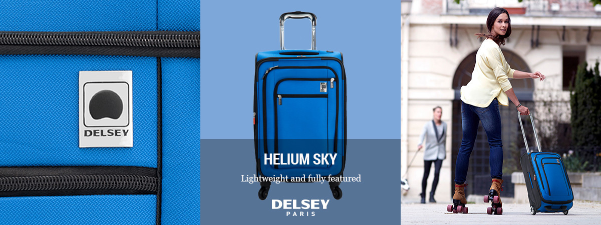 Shop Delsey Helium Sky
