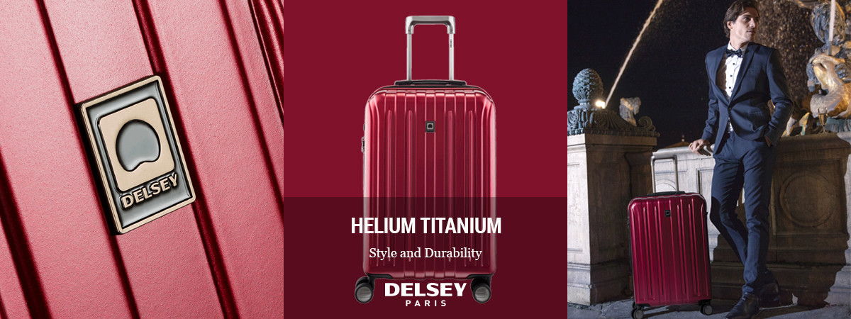 Delsey Luggage And Bags Design Meets Innovation Ebags Com
