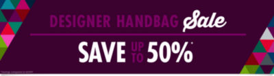 Designer Handbag Sale - Save up to 50%! Shop Now